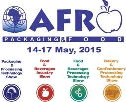 Afro Packaging & Food 2015