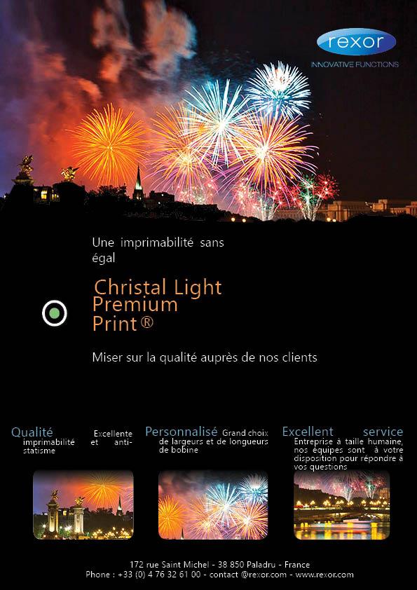 Découvrez le Christal Light Premium Print