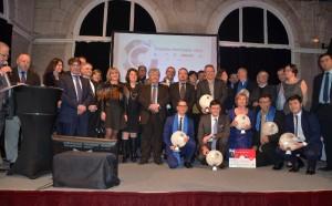 Soirée des trophées Nord Isère de la chambre de Commerce et d'Industrie