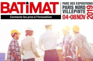 Rexor au Salon Batimat à Paris en Novembre 2019