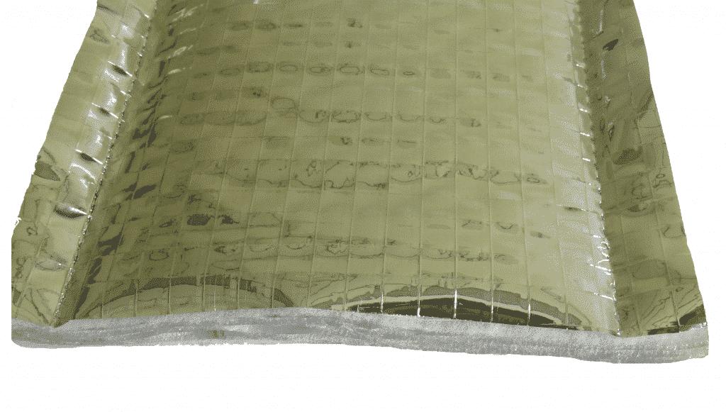 BK REX complexe réfléchissants barrière vapeur d'eau isolation bâtiment Rexor