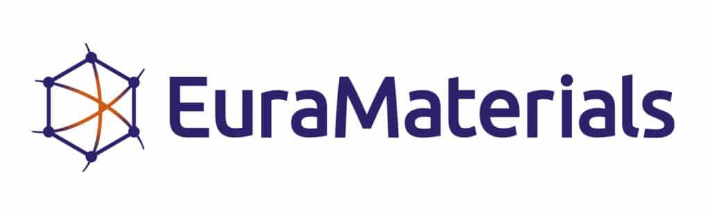 Logo Euramaterials pole de competitivite en association avec REXOR
