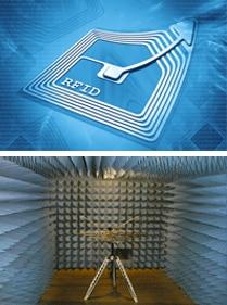 RFID Blindage filtrage d'onde film ou complexe film-plastique anti-ondes Rexor