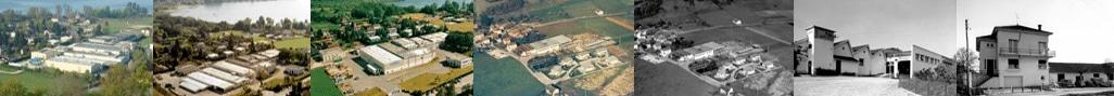 Historique usine paladru Rexor