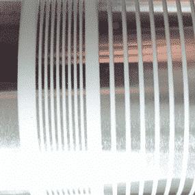 Sécurité gravure chimique marquages motifs aluminium surface intelligente connectée Rexor